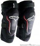 Alpinestars Evolution Knee Protector Knieprotektoren-Schwarz-L-XL