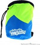 AustriAlpin Celebrate Gravity Chalkbag-Grün-One Size