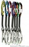 AustriAlpin Micro Colors Wire 11cm 7er Expressschlingen-Set-Mehrfarbig-One Size