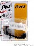 Avid IS Adapter, 30mm, für 170mm hinten-Schwarz-One Size