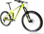 Bergamont Trailster 10.0 2017 All Mountainbike-Gelb-M