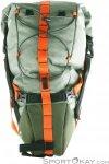 Birzman Packman Travel Saddle Pack Satteltasche-Oliv-Dunkelgrün-One Size