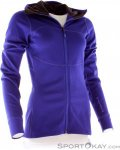 Black Diamond Coefficient Hoody FZ Damen Outdoorsweater-Lila-L