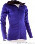 Black Diamond Coefficient Hoody FZ Damen Outdoorsweater-Lila-M