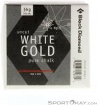 Black Diamond White Gold Pure Chalk Block 56g Kletterzubehör-Weiss-One Size