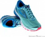 Brooks Ghost 10 Damen Laufschuhe-Blau-7,5