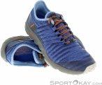 Brooks Puregrit 8 Damen Traillaufschuhe-Blau-9