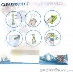Clearprotect Safety Sticker Down Tube Unterrohr Schutzfolie-Weiss-One Size