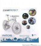 Clearprotect Safety Sticker Kabelkanal Schutzfolie-Weiss-One Size