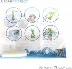 Clearprotect Safety Sticker Top Tube Oberrohr Schutzfolie-Weiss-One Size