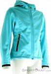 CMP Fix Hood Jacket Mädchen Outdoorjacke-Blau-128