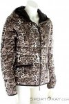 CMP Fix Hood Printed Jacket Damen Freizeitjacke-Mehrfarbig-44