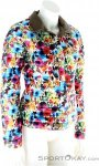 CMP Jacket Fix Hood Damen Freizeitjacke-Mehrfarbig-44