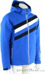 CMP Mid Jacket Zip Hood Herren Skijacke-Blau-48