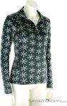 CMP Snowflakes HZ Damen Outdoorsweater-Schwarz-46