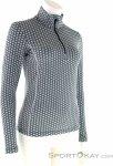CMP Sweat Printed Damen Sweater-Weiss-40