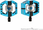Crank Brothers Mallet E Pedale-Hell-Blau-One Size