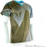 Dainese Flow Tec Jersey Bikeshirt-Grau-S