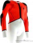 Dainese Scarabeo Safety Jacket Kinder Protektorenjacke-Rot-S