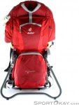 Deuter Kid Comfort II Kindertrage-Rot-One Size
