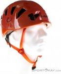 Edelrid Shield II Kletterhelm-Orange-1