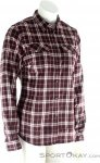 Fjällräven Fjällglim Shirt Damen Outdoorhemd-Rot-M