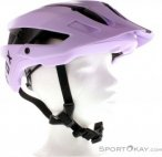 Fox Flux Helmet Damen Bikehelm-Lila-L-XL