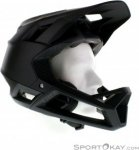 Fox Proframe Mink Helmet Enduro Helm-Schwarz-L