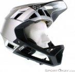 Fox Proframe Moth Helmet Enduro Helm-Grau-L