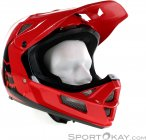 Fox Rampage Comp Dowhnhill Helm-Rot-L