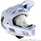 Fox Rampage Pro Carbon Downhill Helm-Weiss-XL