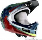 Fox Rampage Pro Carbon Kustom MIPS Downhill Helm-Blau-M