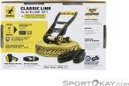 Gibbon Classic Line 50mm + Treewear Slackline-Set 15m-Gelb-15