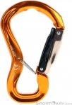 Grivel Clepsydra K10G Twingate Safe Lock Karabiner-Orange-One Size