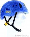 Grivel Duetto Kletterhelm-Blau-One Size