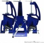Holmenkol Super Pro Plus Weltcup Einspannvorrichtung-Blau-One Size