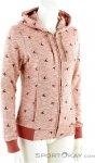 Icepeak Luna Damen Sweater-Rot-38