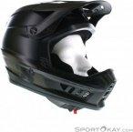 IXS XACT Downhill Helm-Schwarz-L/XL
