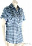 Jack Wolfskin Kepler Shirt Damen Outdoorhemd-Blau-L