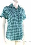 Jack Wolfskin Kepler Shirt Damen Outdoorhemd-Grün-S