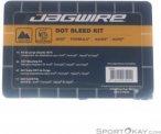 Jagwire Pro Bremsflüssigkeit Entlüftungsset-Weiss-One Size