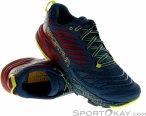 La Sportiva Akasha Herren Traillaufschuhe-Mehrfarbig-45