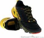 La Sportiva Akasha Herren Traillaufschuhe-Schwarz-43,5