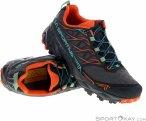 La Sportiva Akyra Damen Traillaufschuhe-Blau-38,5