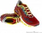 La Sportiva Bushido Damen Traillaufschuhe-Rot-38,5