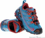 La Sportiva Falkon Low Kinder Wanderschuhe-Blau-31