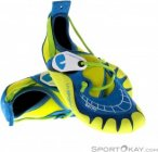 La Sportiva Gripit Kinder Kletterschuhe-Blau-33-34