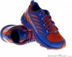 La Sportiva Jynx Kinder Traillaufschuhe-Blau-33