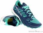 La Sportiva Kaptiva Damen Traillaufschuhe-Blau-37