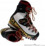 La Sportiva Nepal Cube GTX Damen Bergschuhe Gore-Tex-Grau-41,5
